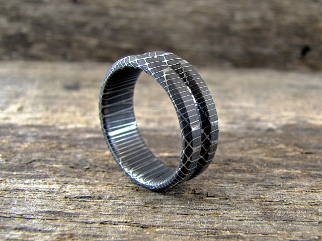 Richter Scale Ring
